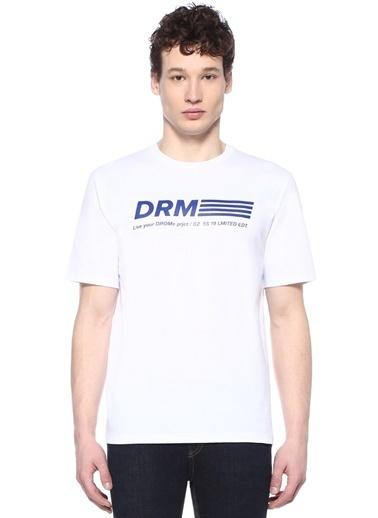 Drome Tişört Beyaz